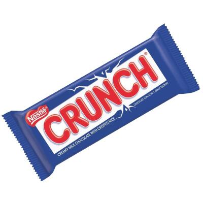 Nestle Crunch 1.55 Oz. Crispy Milk Chocolate Candy Bar